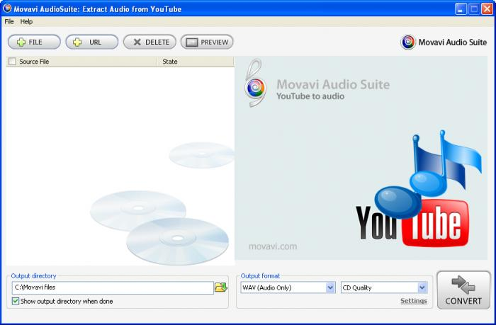 Screenshot 6 of Movavi Audio Suite