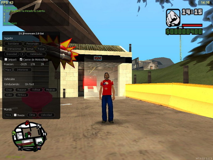 Multi theft auto: san andreas 1. 3. 4 (free) download latest.