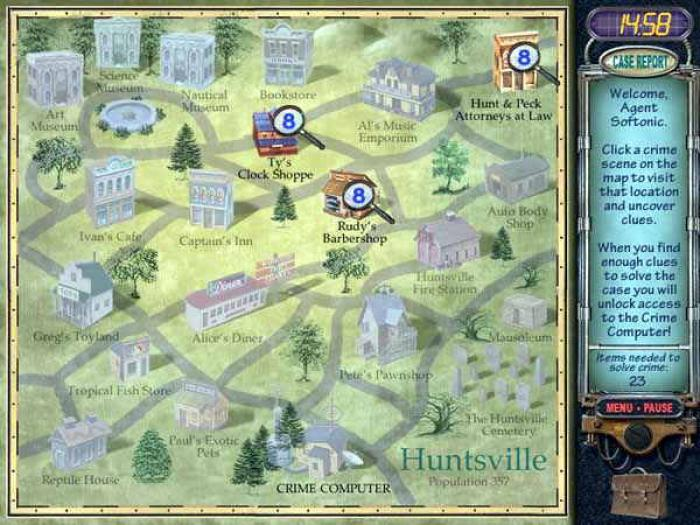 Play mystery case files: huntsville ™ > online games | big fish.