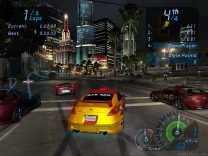 Need for speed underground download for pc free.