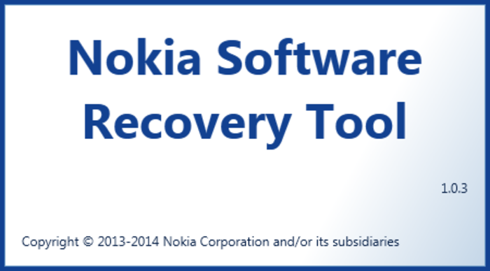 Screenshot 5 of Nokia Software Recovery Tool