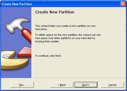 Screenshot 4 of Norton Partition Magic
