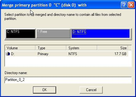 Screenshot 5 of Norton Partition Magic
