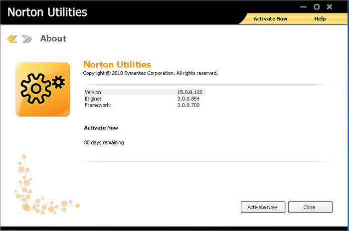 Screenshot 9 of Norton Utilities