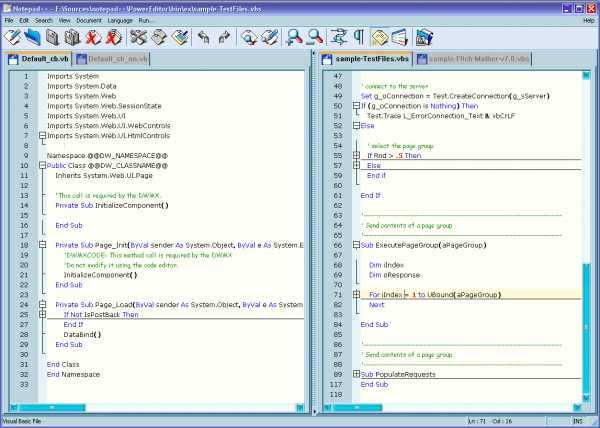 Screenshot 8 of Notepad++