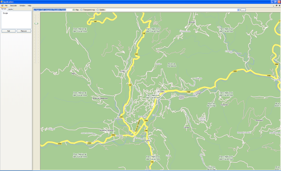 Screenshot 3 of Offline Maps