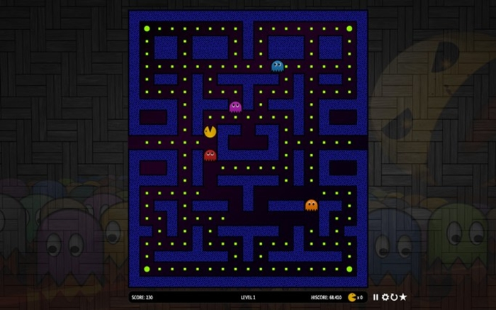 Download ms pacman & play free | classic retro games.