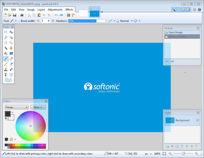 Paint. Net 4. 1. 5 download for pc free.