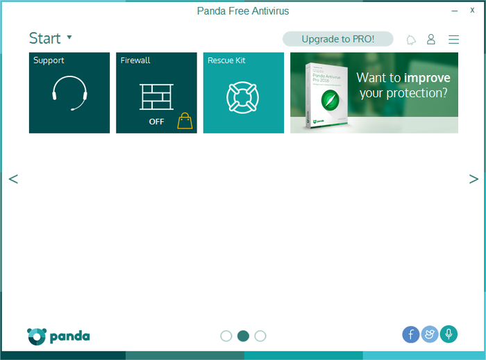 Screenshot 6 of Panda Free Antivirus