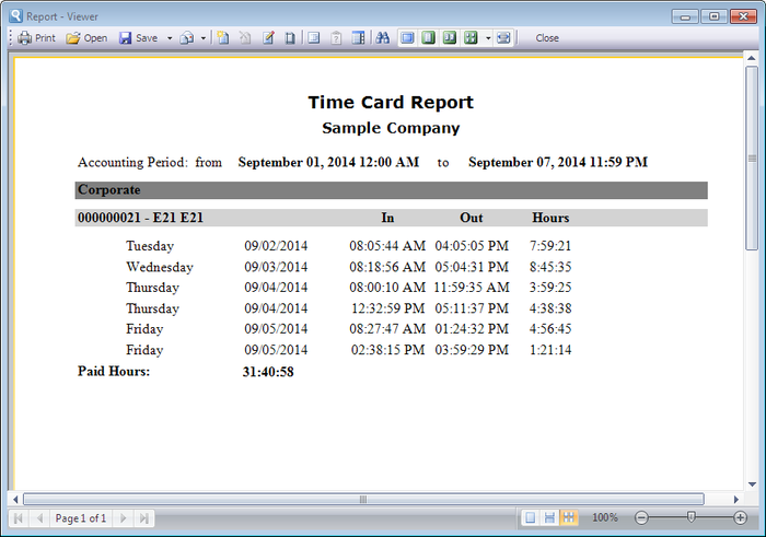 Download PayPunch Time and Attendance Lite Edition free