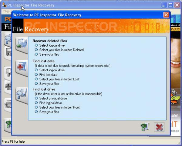 Download pc inspector file recovery free — networkice. Com.