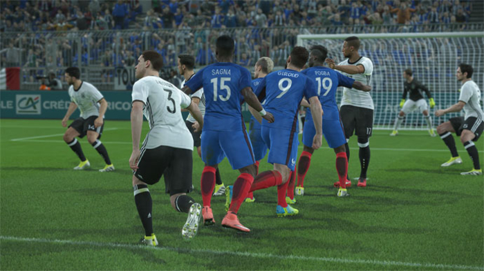 Screenshot 2 of PES 2017