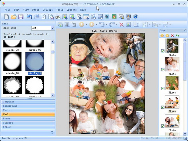 free photo collage maker for windows 8