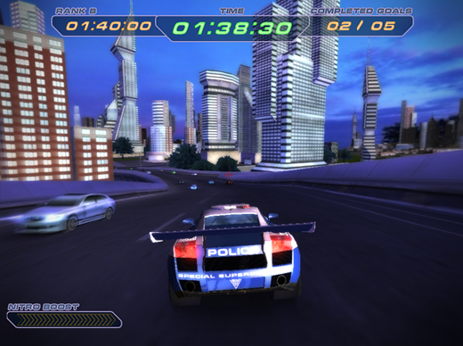 Download Police Supercars Racing free — NetworkIce com
