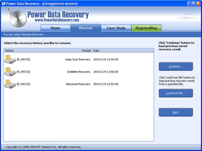 free power data recovery software download