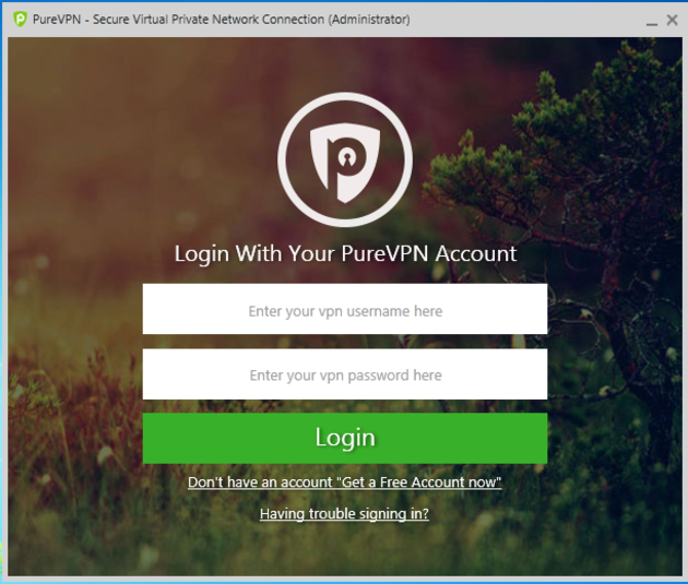 Screenshot 5 of PureVPN Software for Windows