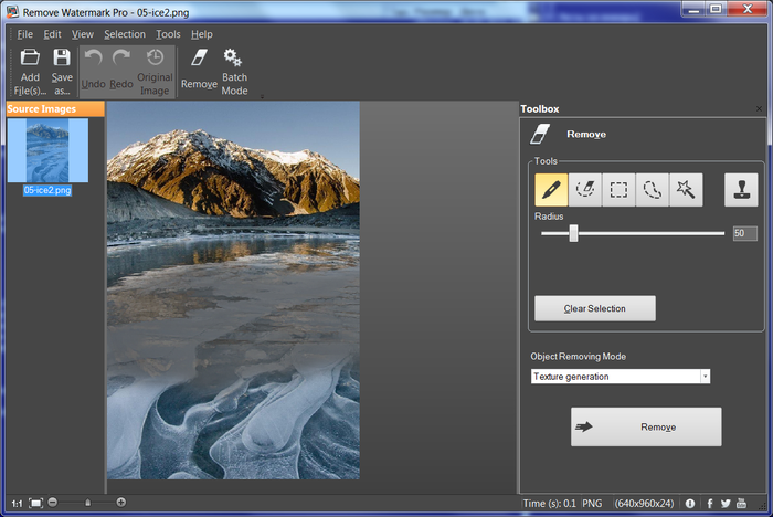 Image watermark remover free download