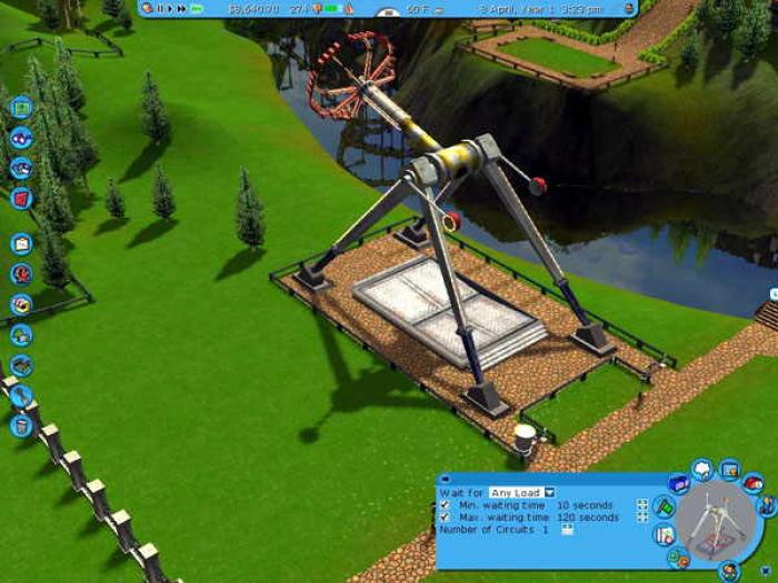 Rollercoaster tycoon 3 download.