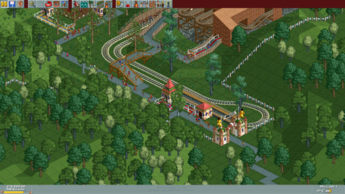 Download RollerCoaster Tycoon: Deluxe free — NetworkIce com