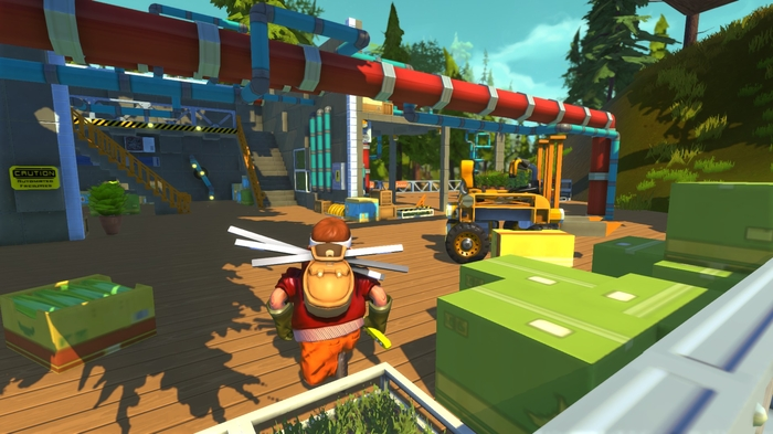 Screenshot 1 of Scrap Mechanic