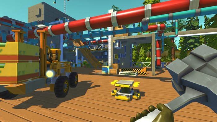 Screenshot 3 of Scrap Mechanic
