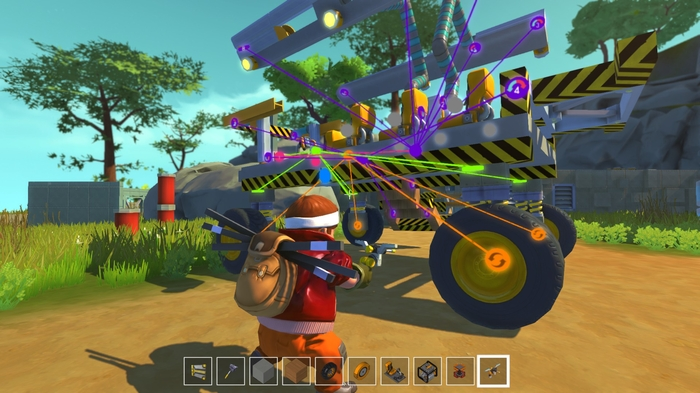 Screenshot 7 of Scrap Mechanic