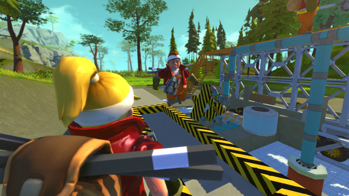 Screenshot 14 of Scrap Mechanic