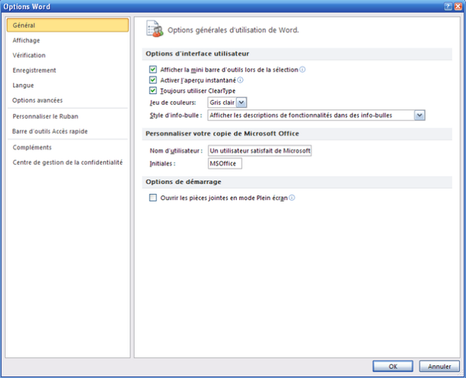 Screenshot 1 Of Service Pack For Microsoft Office 2010