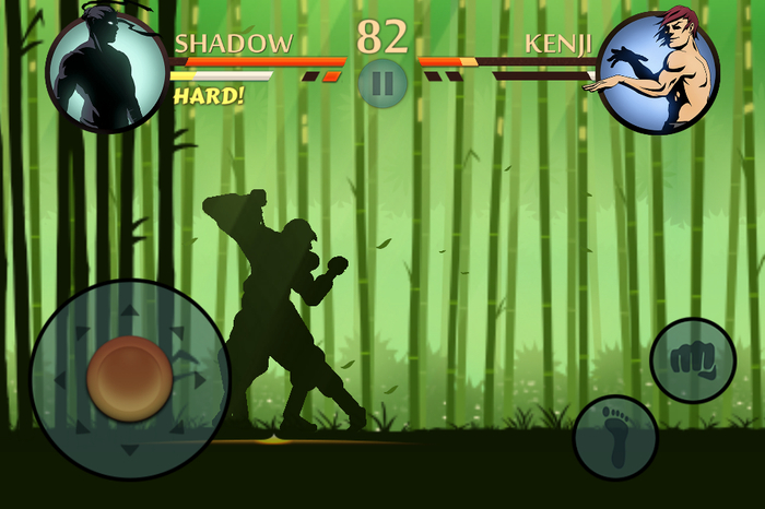Screenshot 1 of Shadow Fight 2