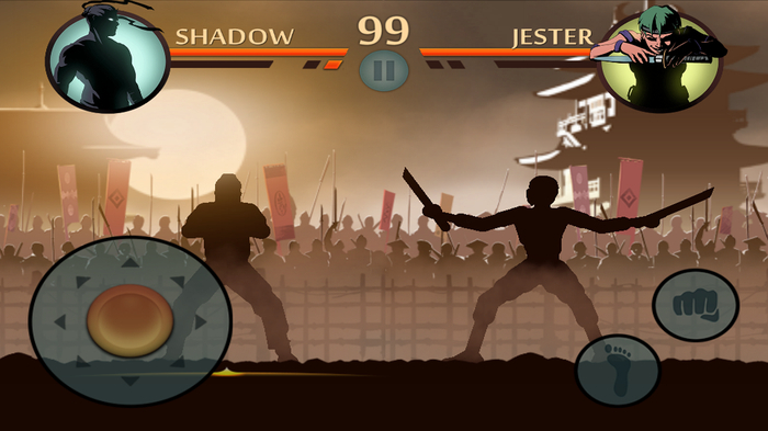 Screenshot 5 of Shadow Fight 2