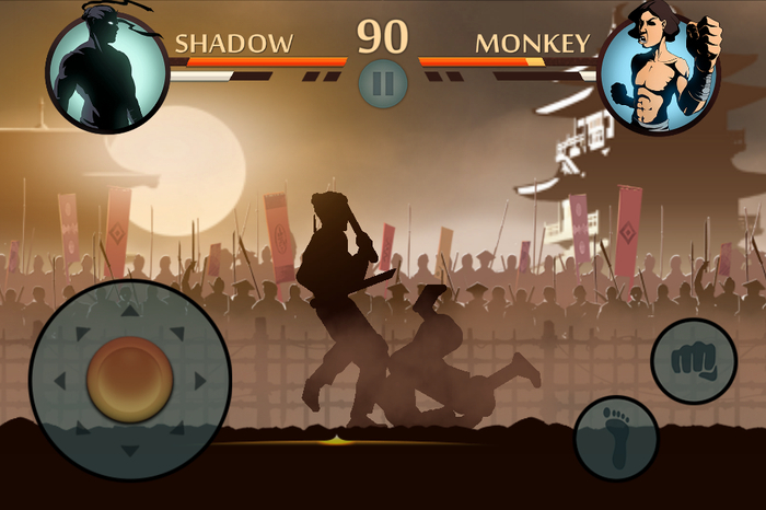 Screenshot 6 of Shadow Fight 2