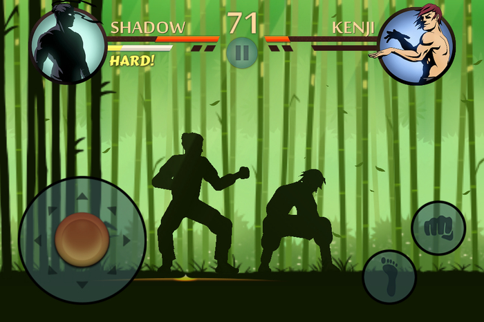Screenshot 8 of Shadow Fight 2