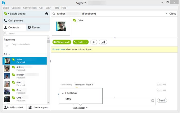 Download Skype free — NetworkIce com