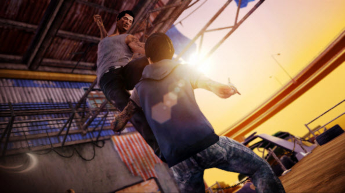 Screenshot 23 of Sleeping Dogs