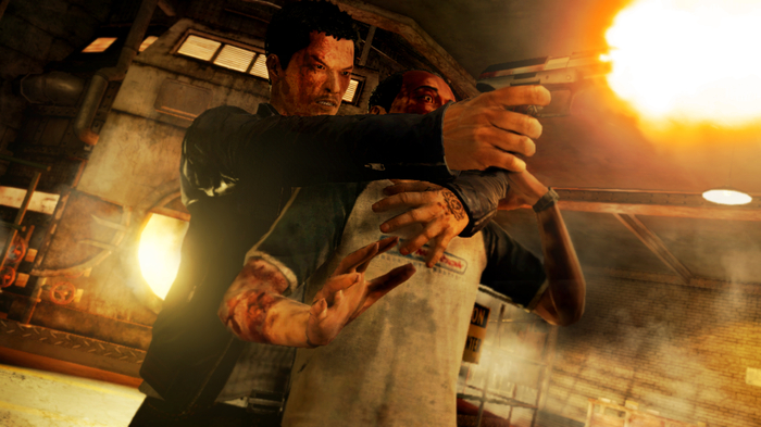 Screenshot 11 of Sleeping Dogs