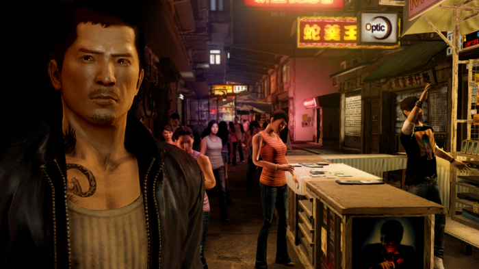 Screenshot 15 of Sleeping Dogs