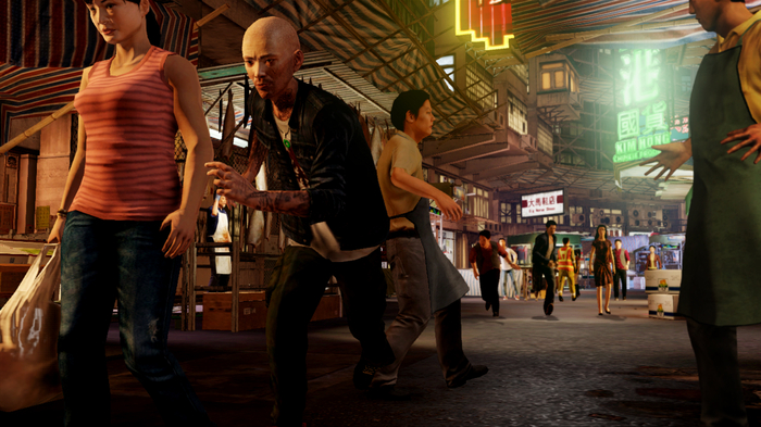 Screenshot 10 of Sleeping Dogs