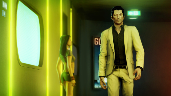 Screenshot 3 of Sleeping Dogs