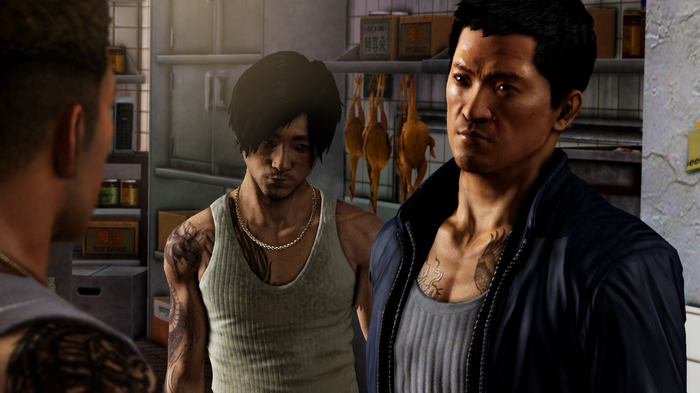 Screenshot 6 of Sleeping Dogs