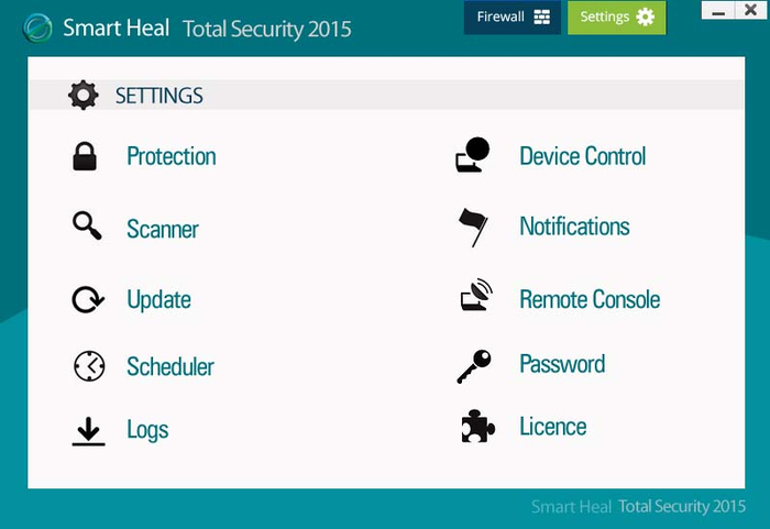 Screenshot 2 of Smart heal Total security