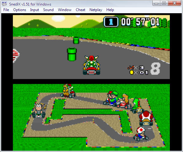 Screenshot 3 of Snes9x