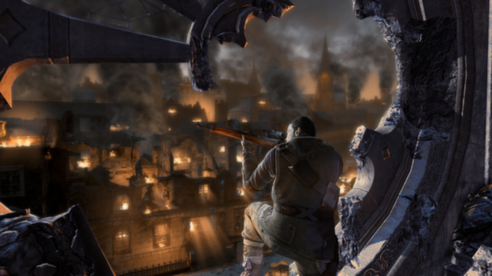 Screenshot 6 of Sniper Elite V2