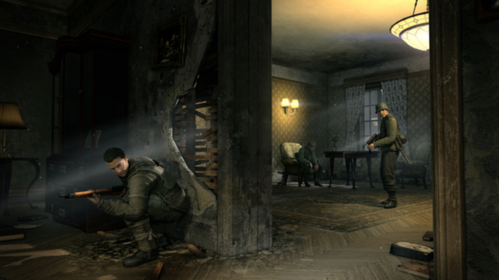Screenshot 3 of Sniper Elite V2