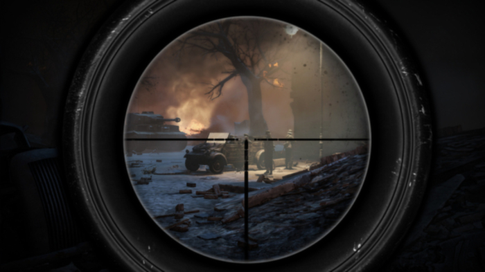 Screenshot 9 of Sniper Elite V2