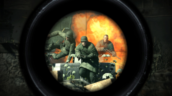 Screenshot 5 of Sniper Elite V2