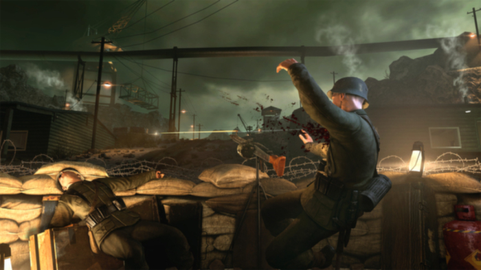 Screenshot 1 of Sniper Elite V2