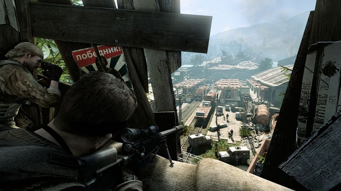 Screenshot 2 of Sniper: Ghost Warrior 2