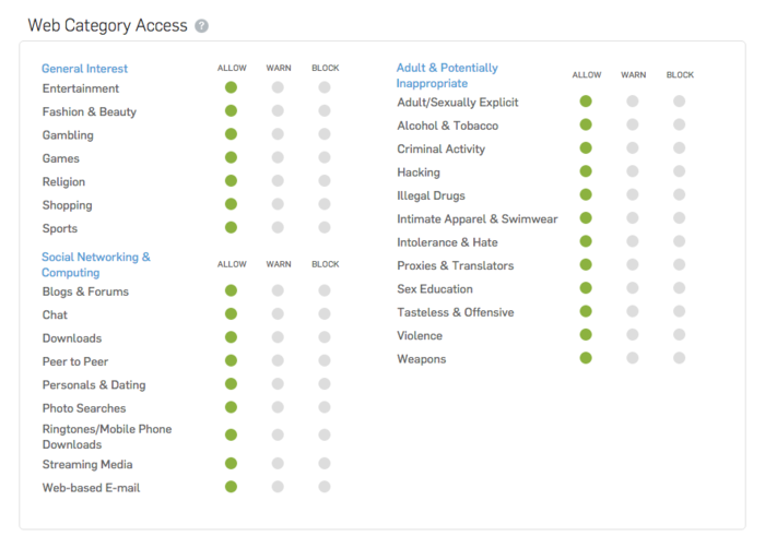 Screenshot 8 of Sophos Home Security Free