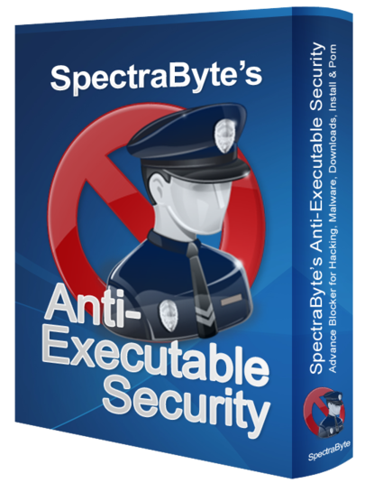 Screenshot 2 of SpectraByte Anti-Executable Security