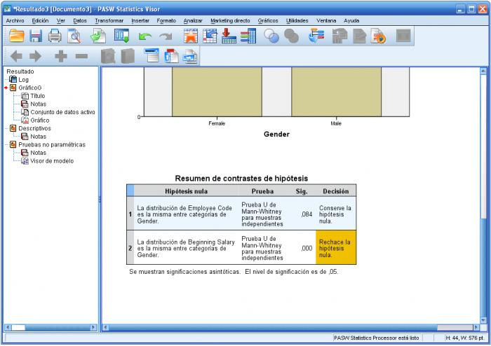 Screenshot 5 of SPSS
